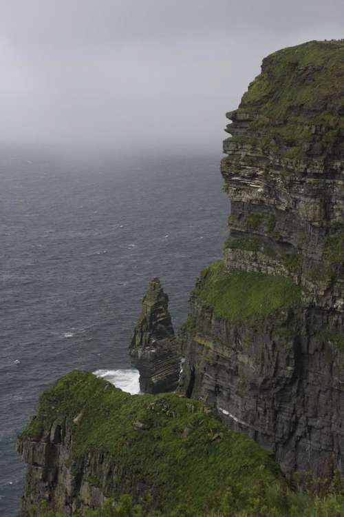 Ireland   Irish Celtic Cliffs of Moher County Clare