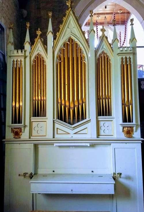 organ church organ music musical instrument