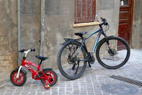 Bicycle tricycle bikes youth