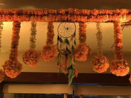 celebration dream catcher decorations