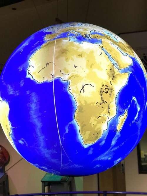 World earth planet