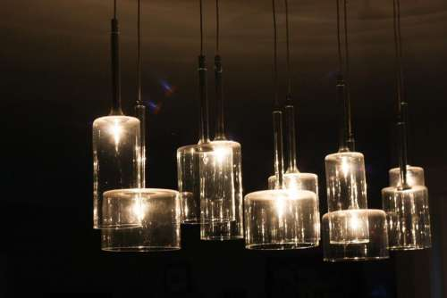 light lights modern design fancy