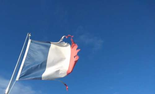 french flag tricolor