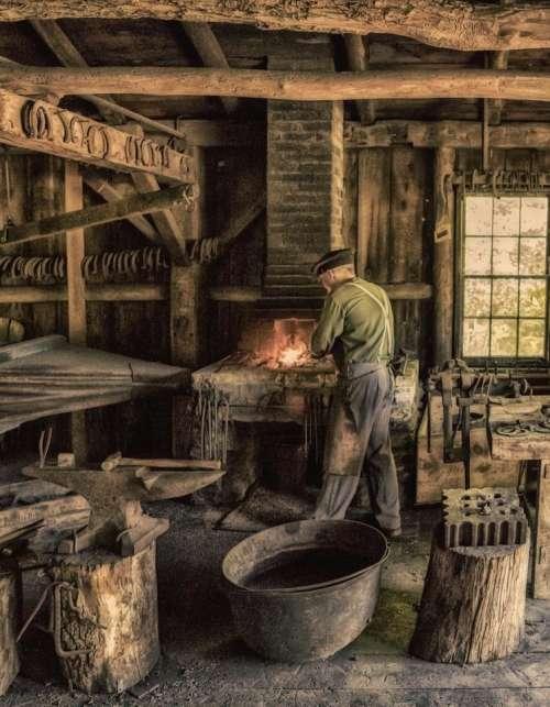 blacksmith historical