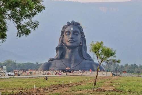 Coimbatore India statue religion religious