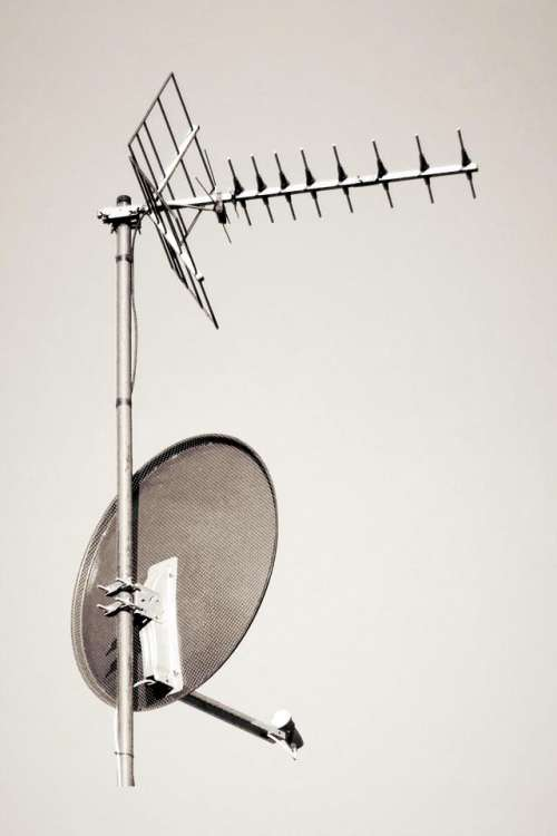 antenna aerial television tv reception