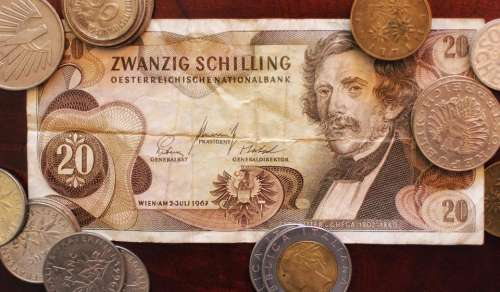 money coins currency change geld