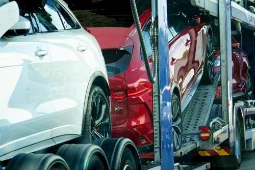 car transporter vehicle manufacture wheels