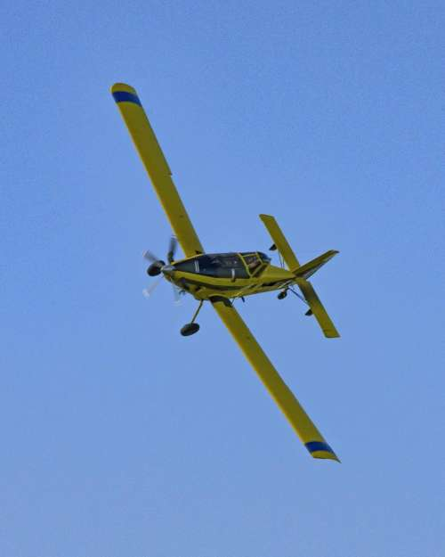 airplane aviation flight crop dust agriculture