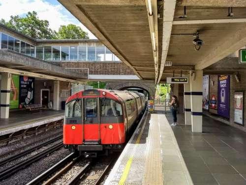 tube station osterley underground metro london