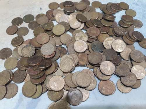 Coins currency cash asia nepal