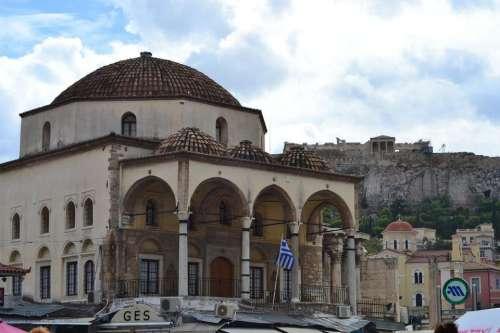 Monastiraki Greece travel  Athens Attica