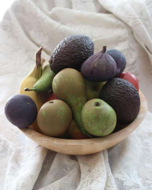 fruit food still life fruit bowl