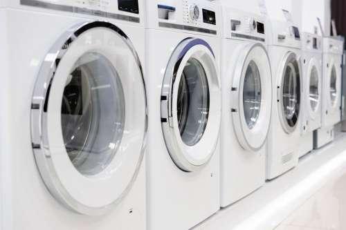laundry laundromat wash machine clothes washer