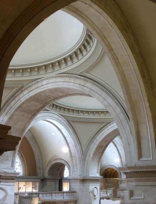 arch arches building structure architecture