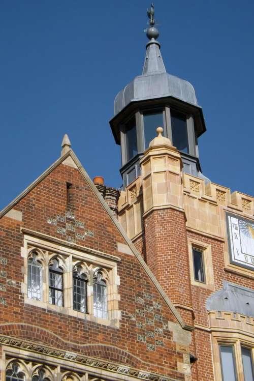 building architecture brighton college