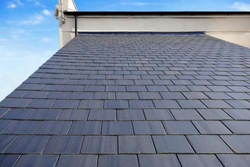 tiles roof slate building construction