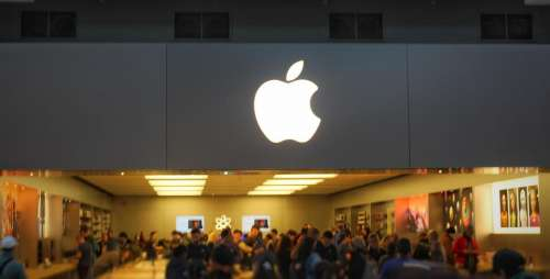 store technology apps apple logo