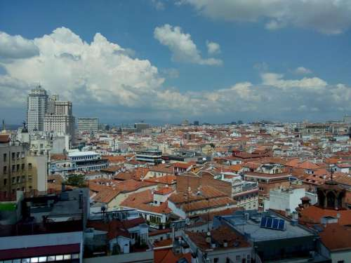 City europe urban