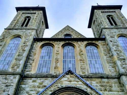 church towers baptist chapel