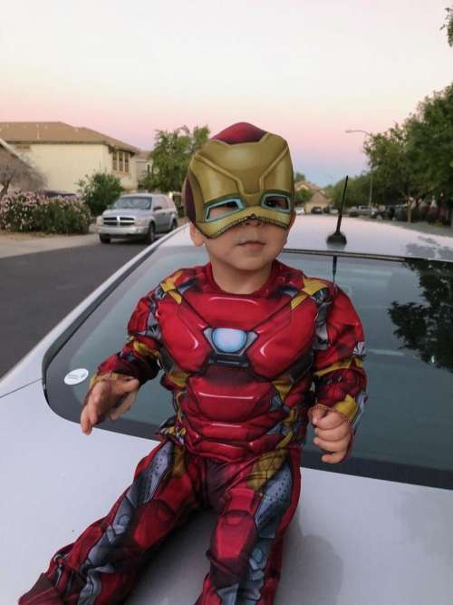 ironman iron man iron man costume