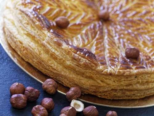 food sweet king cake twelfth-night pancake cake
