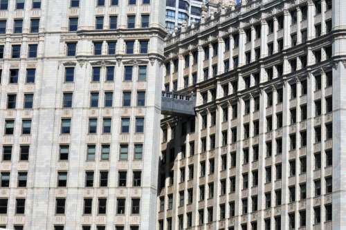 city urban business Chicago architecture