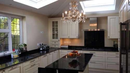 kitchen home interior