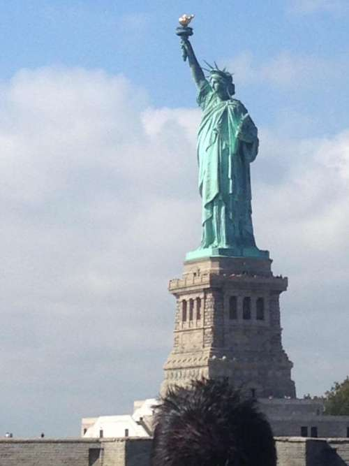 Statue Statue of liberty freedom America statue