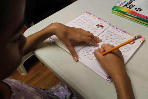Education school homework learning
