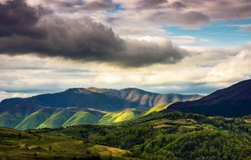 rural; mountain; cloudy; ridge; dramatic; Carpathian; hilly; weather; countryside; suburb; hill; range; spectacular; meadow; nature; landscape; hillside; sky; beautiful; outdoors; background; natural; travel; season; environment; vivid; overcast; haze; cloud; colorful; tourism; fresh; forest; scenic; slope; grassy; view; scene; district; region; vicinity; country; agricultural; light; surrounding; plantation; area