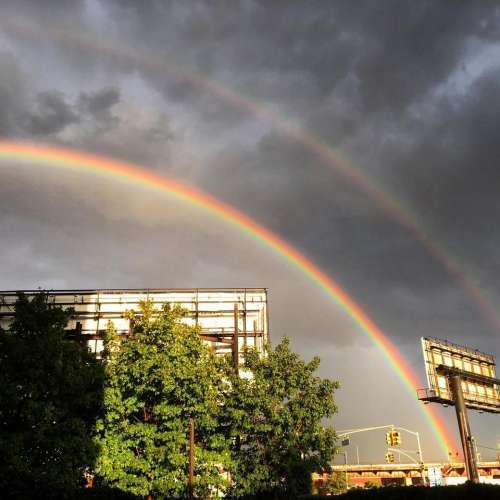 Rainbow rainbows