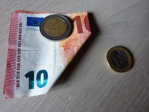money cash coins bills dollars