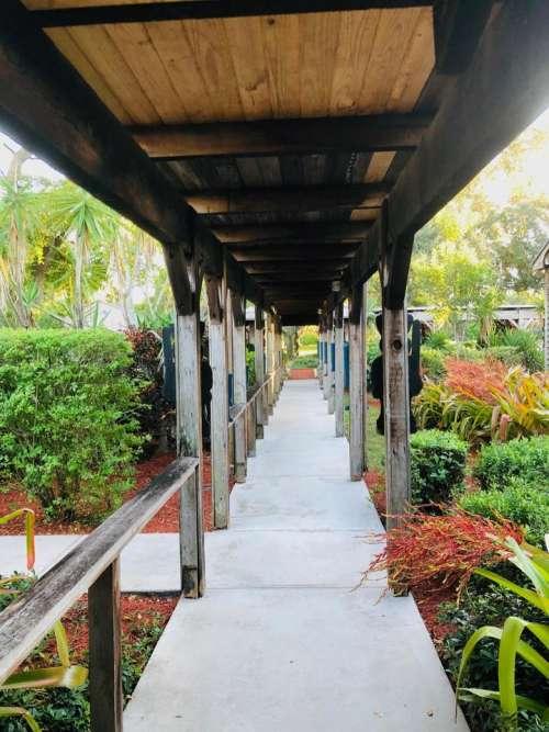 Zen garden garden Nepal Asia path
