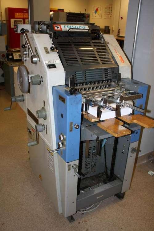 press offset printing printer paper