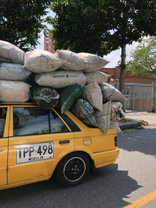 Taxi freight