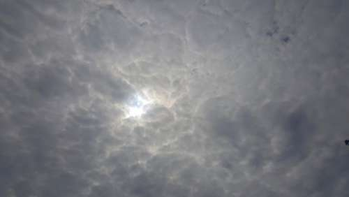 Clouds Sky Weather Cloudy Sun