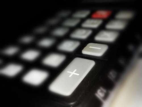 calculator plus minus add subtract