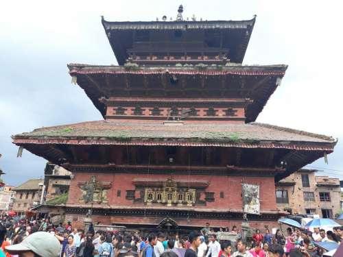 Napal travel temple people tourism