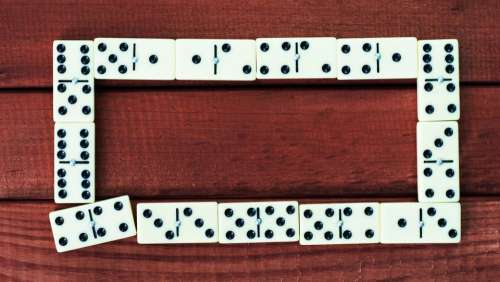 dominos game pastime amusement