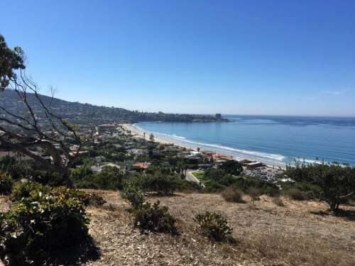 san diego california beach ocean sea