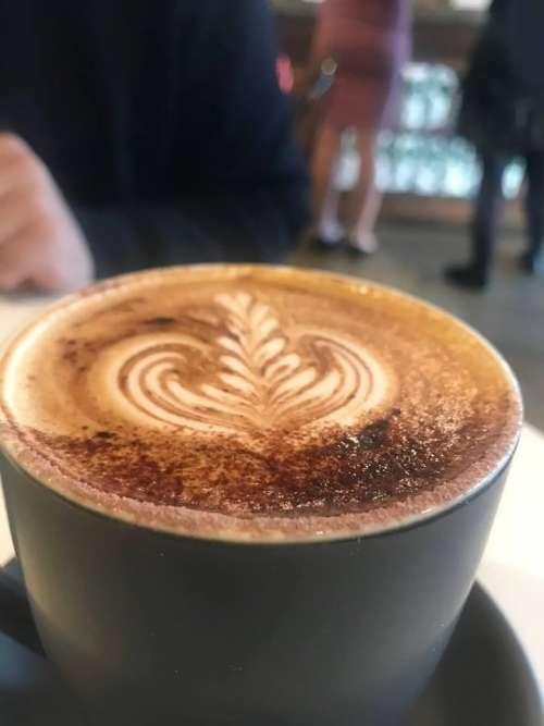 Coffee espresso barista