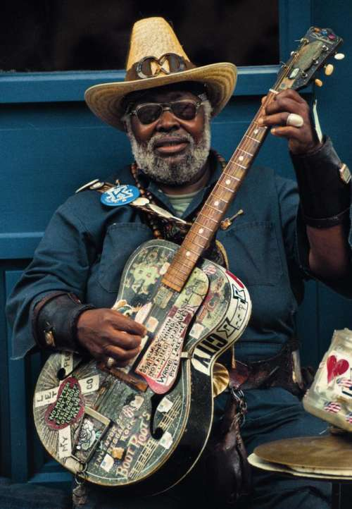 senior citizen elderly man people musician