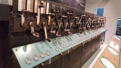 japan travel museum train mechanic