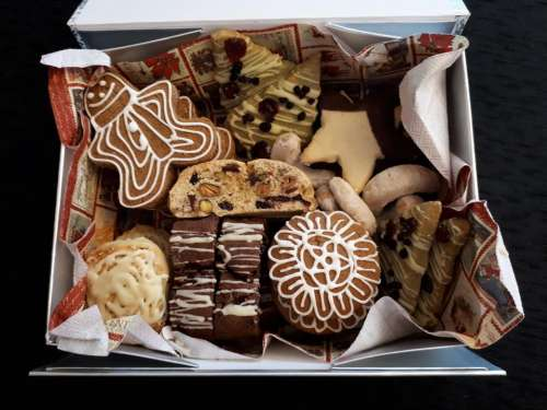 cookies Christmas homemade decorating