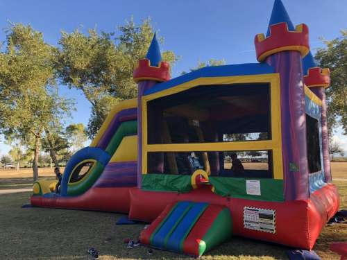 Bouncer bounce house inflatable Birthday party