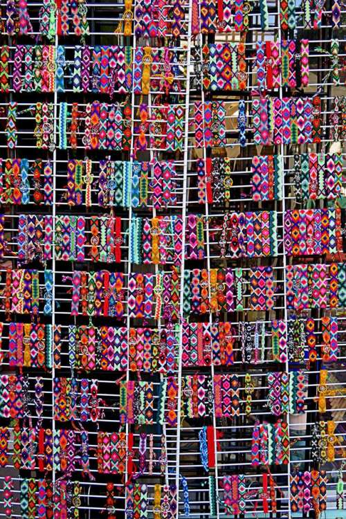 fabric multicolor texture design pattern