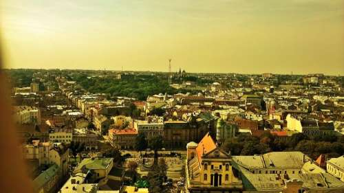 lviv tower city lowe leocity