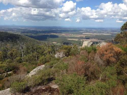 WesternAustraliascenerycountrysidelandscape