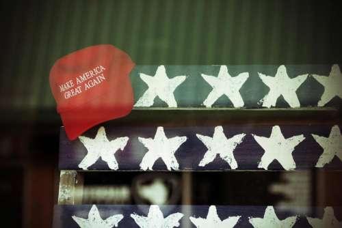 Make America Great Again MAGA Hat hat baseball cap Republican